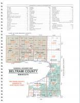 Map Image 104, Beltrami County 2003